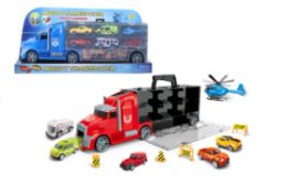 16 of TRUCK WITH CARRY CASE PLAY SET