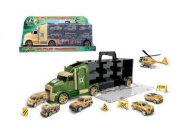 16 of MILITARY TRUCK WITH CARRY CASE PLAY SET