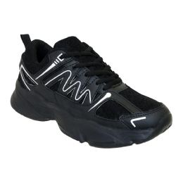 12 of Men's Casual Sneakers In Black