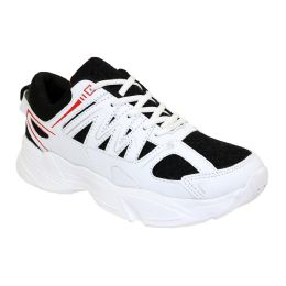 12 of Men's Casual Sneakers In White