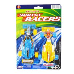 24 of Sprint Racers 2 Piece Set