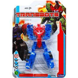 72 of Mega Transbot On Blister Card