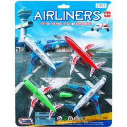 72 of AIRLINERS PLAY SET ON BLISTER CARD