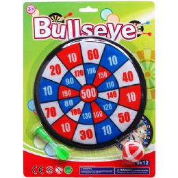 72 of Dart Board With Accesories On Blister Card