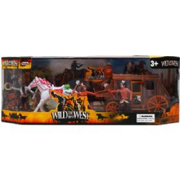 24 of Wild The Best West Play Set In Window Box