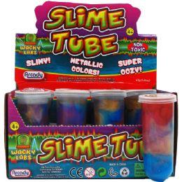 96 of METALLIC COLOR SLIME TUBE