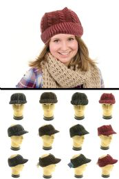 36 of Knit Open Top One Size Fits Most Fashion Hat