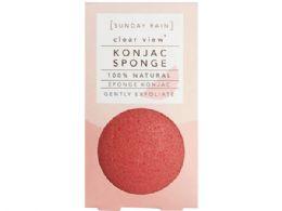 72 of Sunday Rain Clear View 100% Natural Konjac Sponge