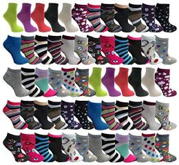 60 of Yacht & Smith Low Cut Socks Thin Comfortable Lightweight Breathable Sport Socks, Womens size 9-11