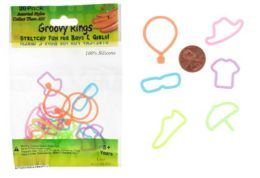 192 of Apparel Shaped Ring Silly Bands