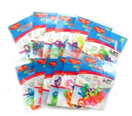 192 of Fantasy Shaped Ring Silly Bands