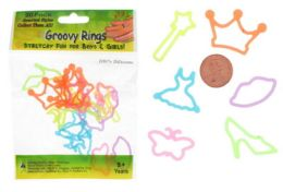 192 of Princess Style Ring Silly Bands