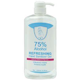 12 of Alcohol Hand Sanitizer Gel
