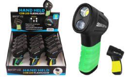 24 of Palm Grip Cob Led Flashlight