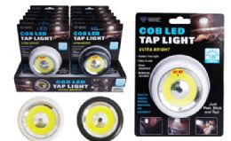 24 of Cob Led Tap Light