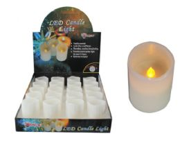 40 of Wax Led Candle