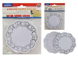 72 of Doilies Paper Round