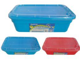 24 of Plastic Shoe Storage Box