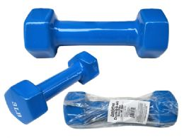 48 of Dumbbell Blue Color 3 Pounds