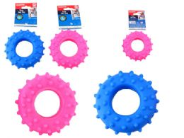 48 of Squeaky Pet Toy Tire