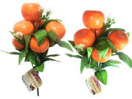 144 of 7 Head Oranges Bouquet
