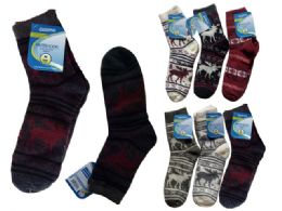 72 of Mens Thick Sock
