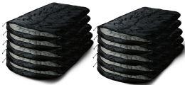 10 of Camping Lightweight Sleeping Bag 3 Season Warm & Cool Weather Black