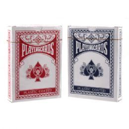 144 of Deck of Playing Cards