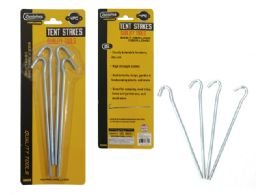 72 of 4pc Tent Stakes