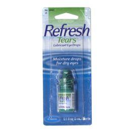 36 of Lubricant Eye Drops - Refresh Tears Lubricant Eye Drops 0.1 oz.