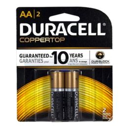 28 of Duracell Coppertop AA