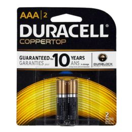 14 of Duracell Coppertop AAA Card Card of 2