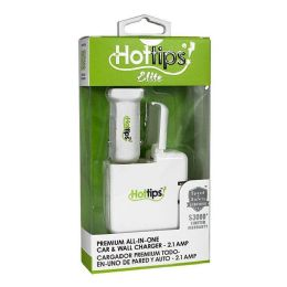 6 of Travel Size All In One Charger - Hottips All In One Charger 2 4 Amp