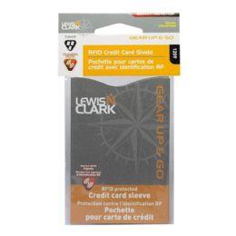 24 of Credit Card Shield - Lewis N Clark Rfid Credit Card Shield 3 Count