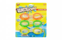24 of 3 Pack Swim Goggles