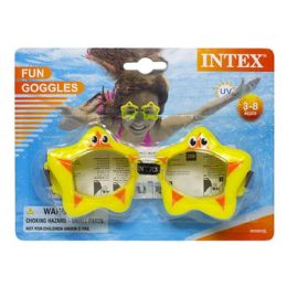 24 of Goggles - Intex Fun Goggles Ages 3-8