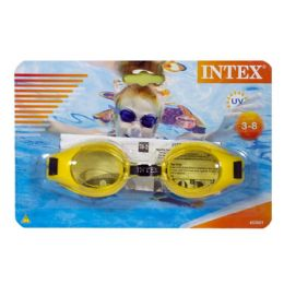36 of Intex Kids Swim Goggles Ages 3 to 8