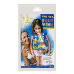 24 of Vest - Intex Vest Ages 3 to 5