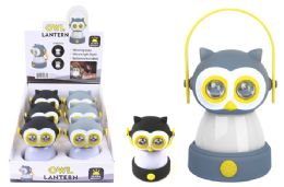 12 of Owl LED Lantern