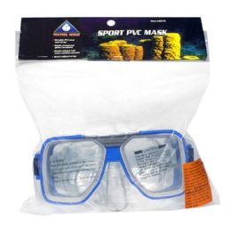 8 of Swim Mask - Water Gear Sport Pvc Swim Mask