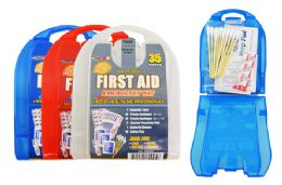 66 of 37pc First Aid Kit