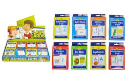 48 of Flash Cards (assorted)