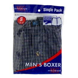 48 of Boxer Shorts - Boxer Shorts Small Pack of 1