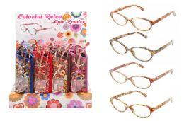 24 of Retro Reading Glasses