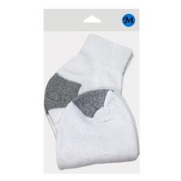 72 of Men's Socks - Socks Men's Quarter 1 Pair
