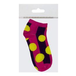 72 of Women's Socks - Socks Women's Quarter Prints