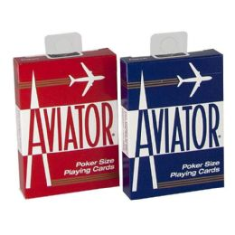 48 of Aviator Playing Cards