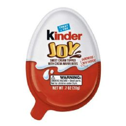 60 of Kinder Joy - Pouch of 2