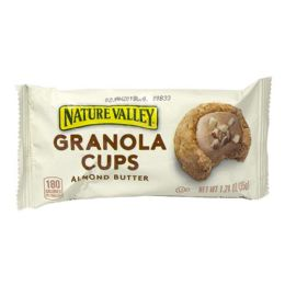 72 of Travel Size Granola Cups - Nature Valley Almond Butter Granola Cups