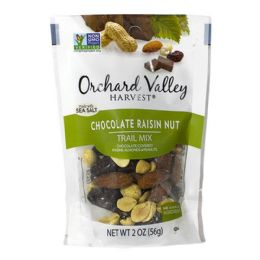 42 of Trail Mix - Orchard Valley Chocolate Raisin Nut Trail Mix 2 oz.